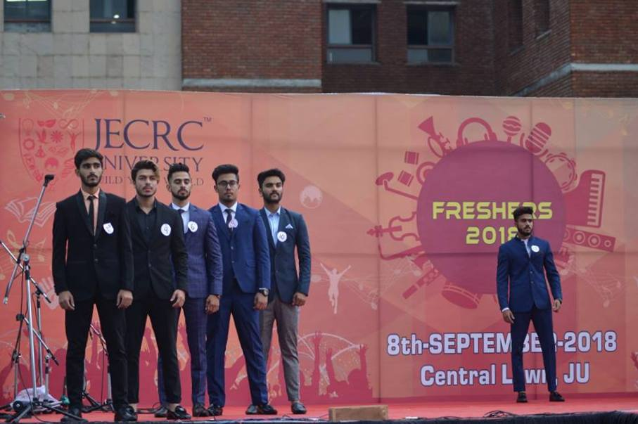 Fresher's Day 2018.