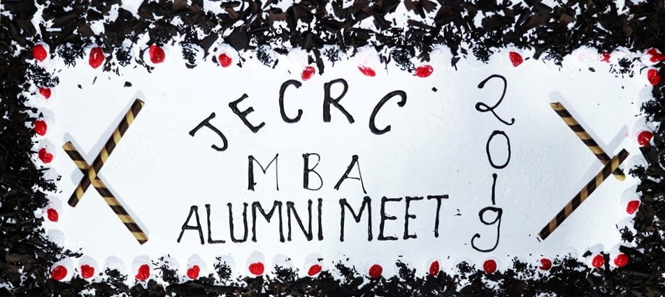 MBA Alumni Meet of JECRC Foundation in JU Campus.