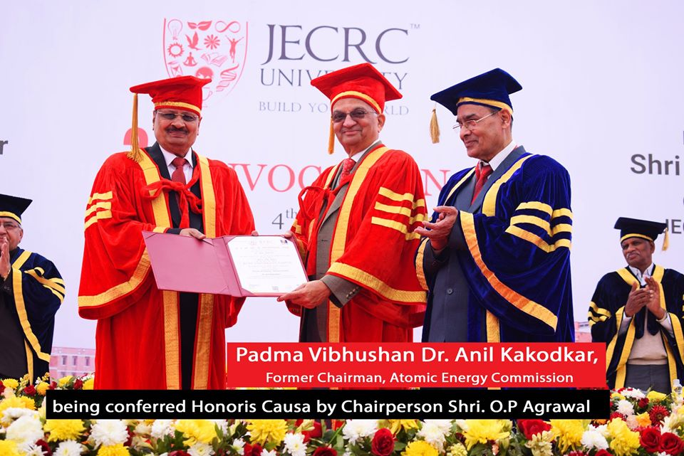 3rd Convocation Ceremony.