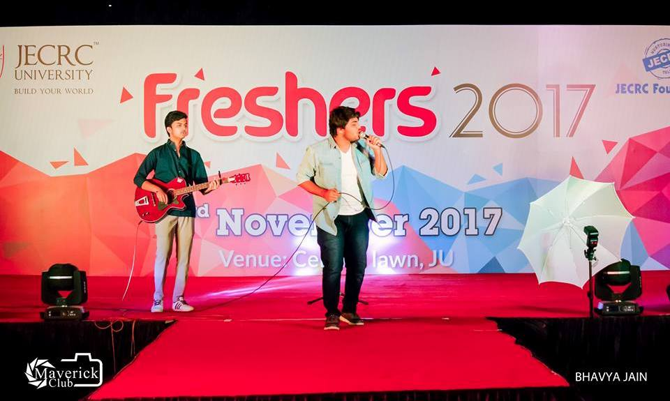 Fresher's Day 2017.