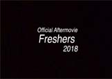 Fresher's 2018 (AFTERMOVIE).